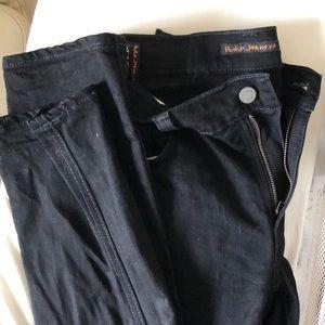 Black jeans- Nudie Jeans Co